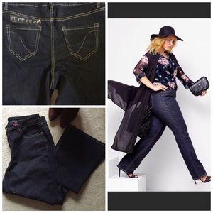 💋NWT Lane Bryant Genius Fit Jeans Size 14L💋